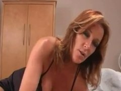 Big Boobs MILF Blowjob