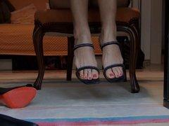 high heels live cam