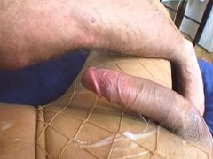 awesome cumloads (shemale + boyfriend)