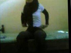jilbab indonesia - atas santri bawah diantri