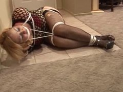 lady in bondage