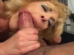 Milf hard anal fucked