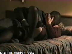 Cuckold Archive mature MILF videotaped by sissy with 3 BBC