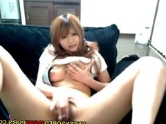 Uncensored Japanese Amateurs playing with teen hairy pussies