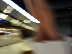 Travel - NZ - Upskirt Perfect legs