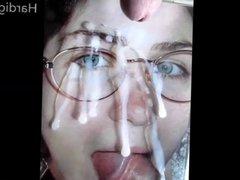 Jizz Tribute the ex Cum Face