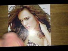 Cum Tribute - Lana (WWE)
