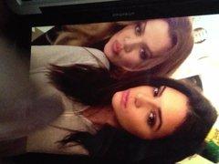 Kendall Jenner & Khole Kardashian Cum Tribute