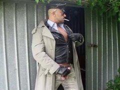 Cigarman-Smoking Porn Star In Uniform.flv