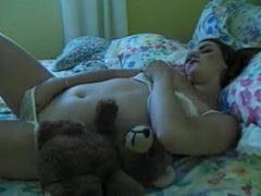 Hot Girl Masturbation