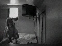 slut wife caught on hidden camera again