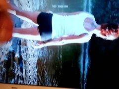 cum tribute Melinda big shot     :)))
