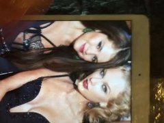 Selena Gomez & Taylor Swift Cum Tribute