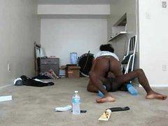 Submissive BBW ebony  girlfriend