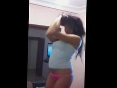 Sexy Arab Girl Dancing