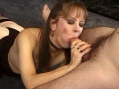 Cumming on wifes face