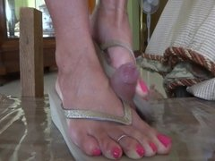trample and shoe job