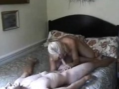 Busty Milf With Younger Boy