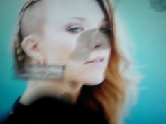 Natalie Dormer cum tribute 3
