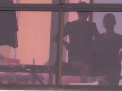 Hotel Window 75