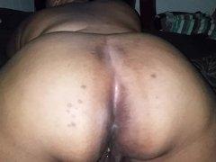 Black BBW Mom getting Fucked