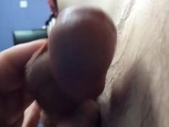 First prostate milking video
