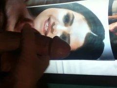 Selena Gomez big cock cum tribute 2