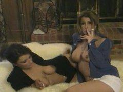 Smoking Ladies (Just Topless)