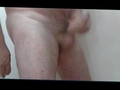 Masturbation and cum by cam