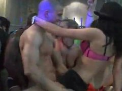 Jail Break Sex Party pt1