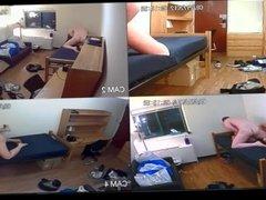Asian Amateur Sex Tape , Multiple Cams