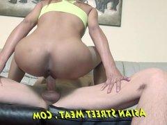 Yellow Teeny Asian Super