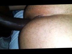 Monster Black Cock Bareback