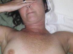 fucking my wife's creamy pussy