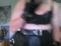 Leather Bra 2