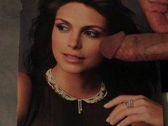 Morena Baccarin tribute cum on pic