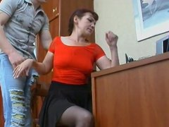 RUSSIAN MATURE LILIAN 17