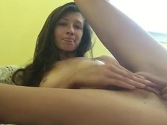 Spread wide and fingering
