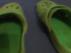 Teen Mom's Crocs I'm going to fuck