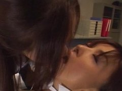 Japanese Pantyhose Lesbians