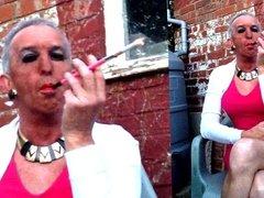 Sissy Steven Garden Smoke