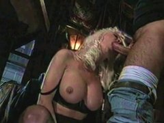 Hot High Heels Blonde Milf Helen Duval Hard Anal Fetish