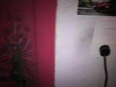 Black Hair ChrisMidnightx Contact Lens Gothic Emo Electro
