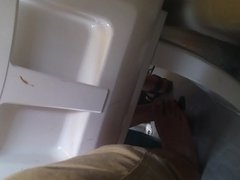 candid footsie in the train (suite)