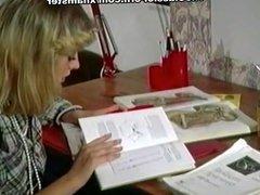 Fabulous classic xxx star in vintage porn clip