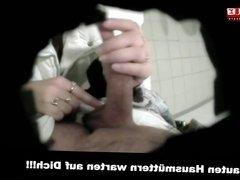 HIDDEN CAM - UNTEWEGS MIT PETE - DEUTSCH