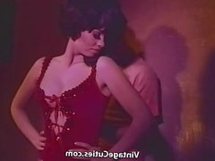 Seductive Hottie gets Her Pussy Fucked (1960s Vintage)