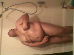 Little fun in the shower