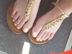 hot teen feet Part 1