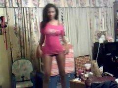 Ebony Teen Twerkin
